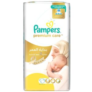 5. Pampers Premium Care New Baby